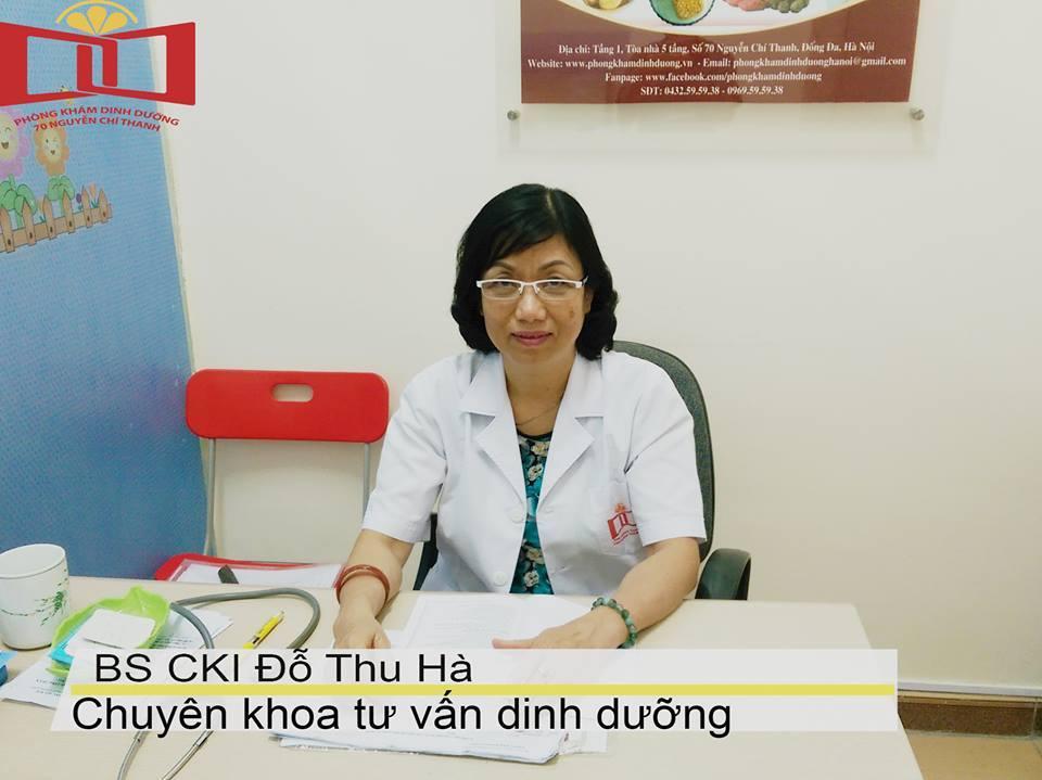 Bác sỹ Đỗ Thu Hà
