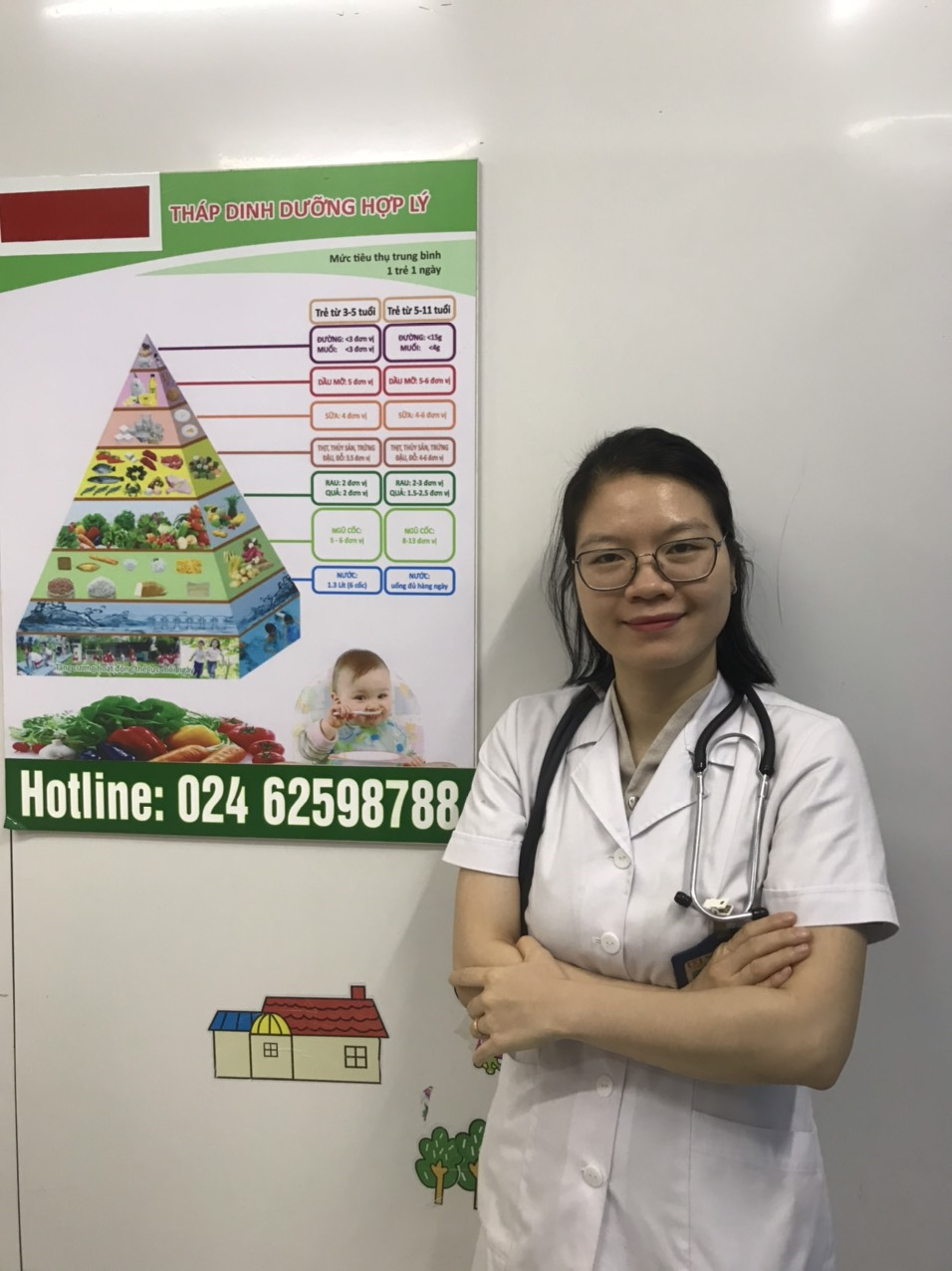 BS Nguyễn Thị Hoa