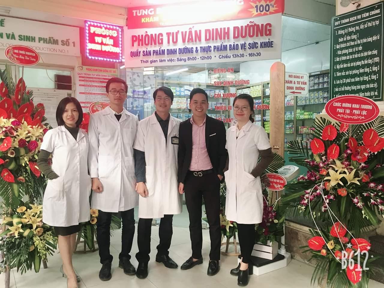 TRUNG TÂM DINH DƯỠNG HÀ NỘI - Trungtamdinhduonghanoi.com