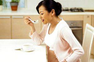 Chế độ ăn cho phụ nữ khi mang thai
